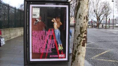 ディーゼル広告