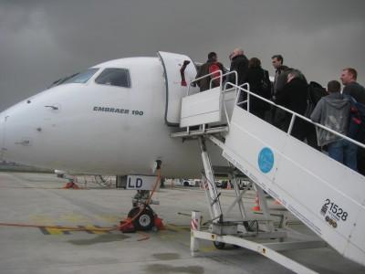 CDG空港5