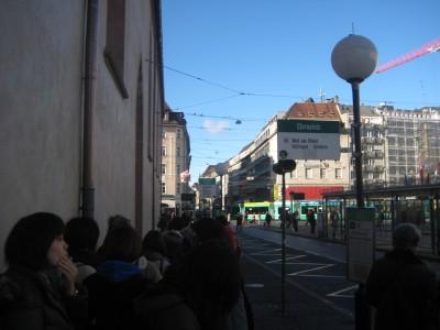Claraplatz 1