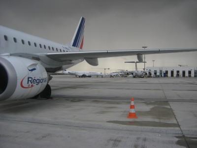CDG空港7