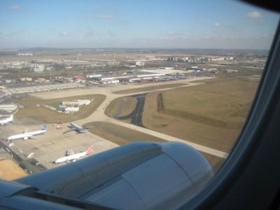 CDG空港8