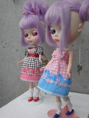 カスタム人形